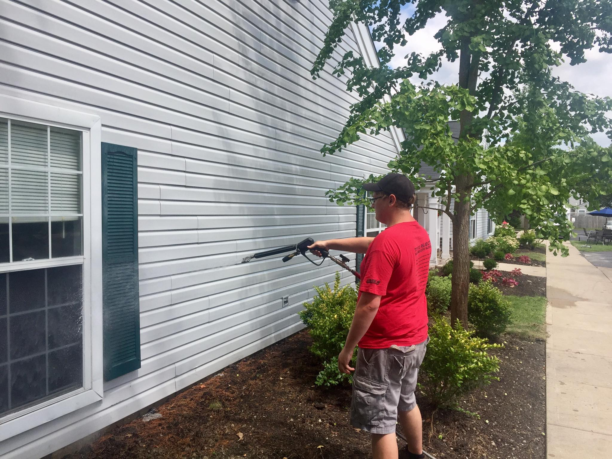 JLOC LLC Exterior Cleaning Specialists